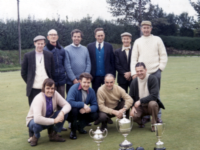 BC & AC Bowls Section - Cup winners 1976
