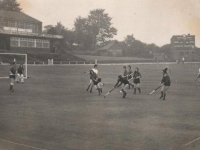 Action from Shaw Lane