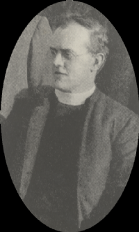 Rev Richard Huggard